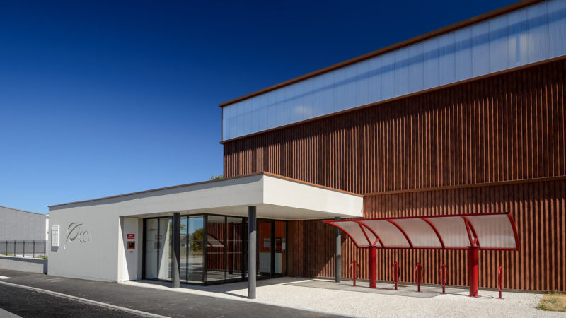 5 salles  multiactivités  CCVI